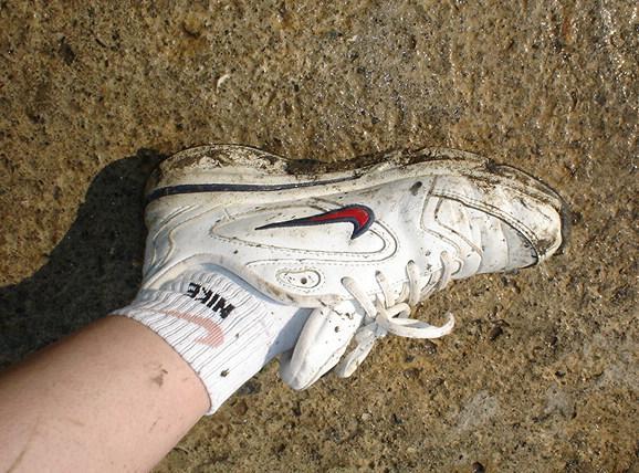asics schoenen wasmachine