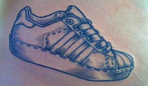 Adidas Shell Toe Superstar