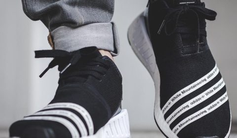 Check out deze white Mountaineering X Adidas Consortium Nmd R2hellip